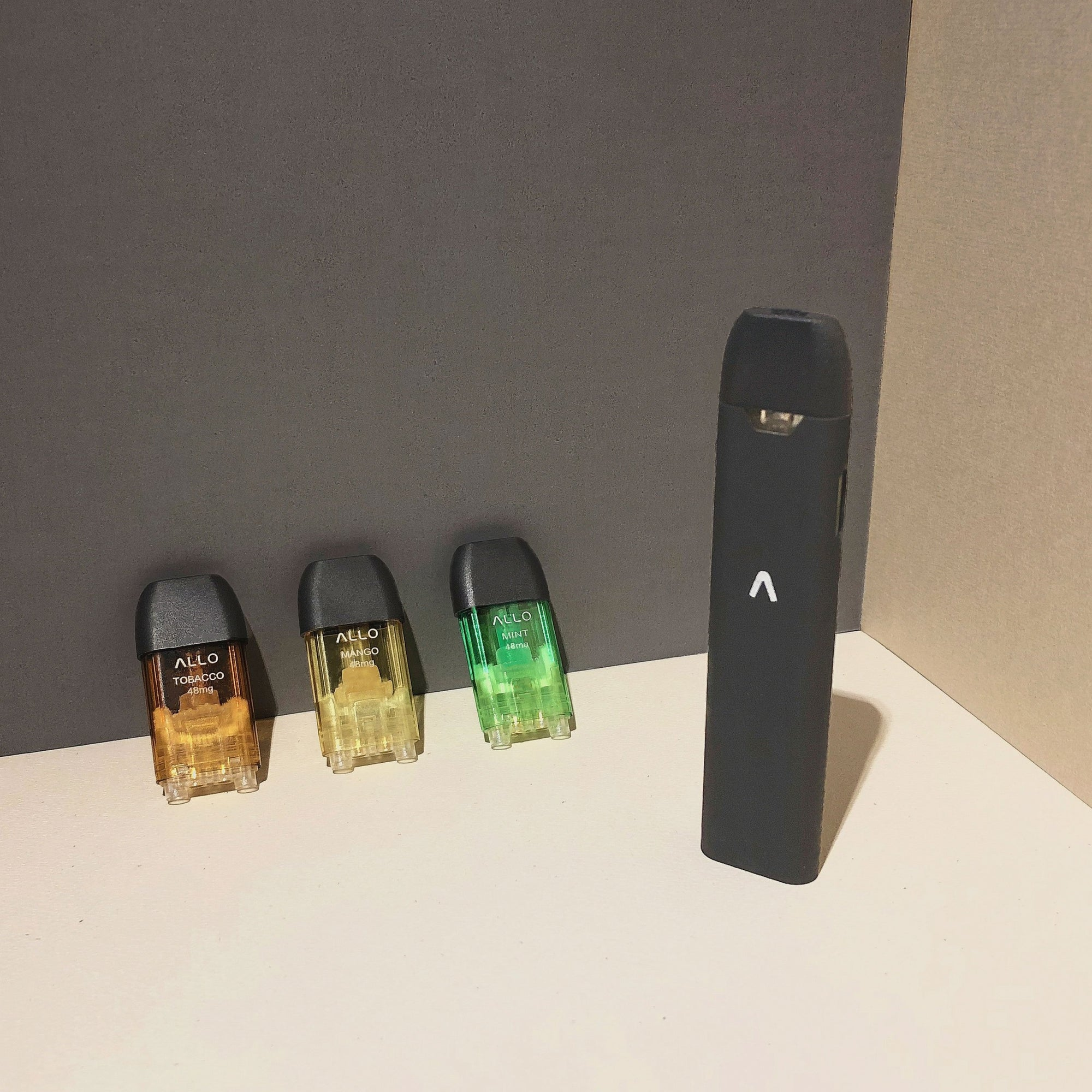 Allo POD System Starter Kit (Black Color)