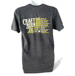 2019 Craft Beer LB Fest Shirt - Unisex