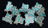 Long Beach Enamel Pin