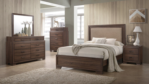 CA Munro Chapman 6PC King Bedroom