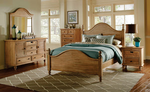 CA Munro Hampton 6PC Full Bedroom