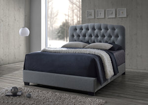 CA Munro Tilda (Grey) Queen Headboard