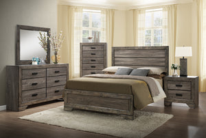 CA Munro Nathan 6PC Queen Bedroom