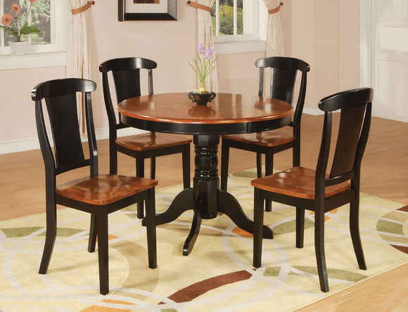 CA Munro GD-4186 5pc Dining Set