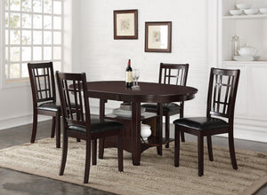 CA Munro GD211DT 5pc Dining Set