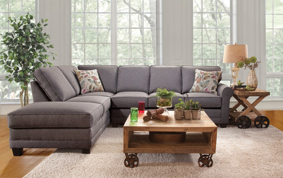 CA Munro LH3700 2pc Sectional
