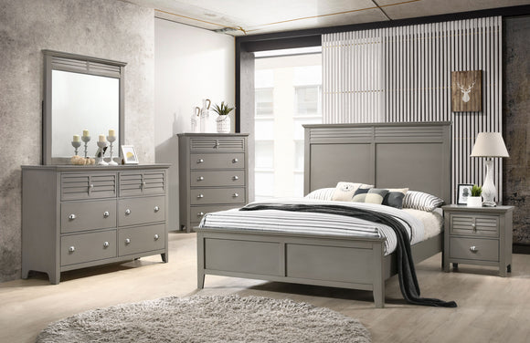 CA Munro LSC7313G 6pc King Bedroom