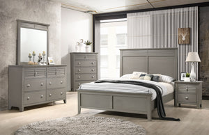 CA Munro LSC7313G 6pc Queen Bedroom