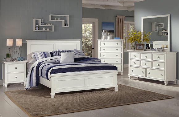 CA Munro Tamarack (White) Chest