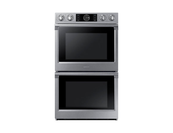 Samsung Double Convection Oven w/ Steambake, 10.2 Cu. Ft