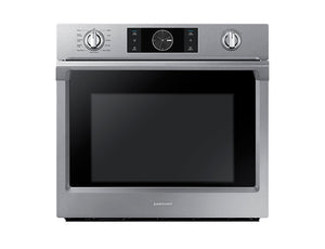 Samsung Single Convection Oven w/ Steambake, 5.1 Cu. Ft