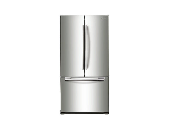 Samsung French Door Fridge w/ Twin Cooling Plus, 17.5 Cu. Ft