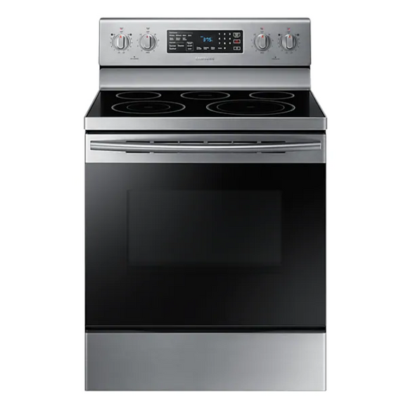 Samsung Electric Oven w/ Fan Convection, 5.9 Cu. Ft
