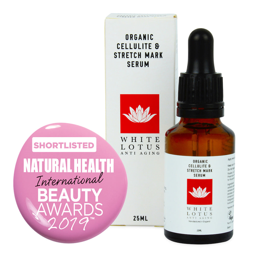 Shortlisted, Natural Health International Beauty Awards 2019