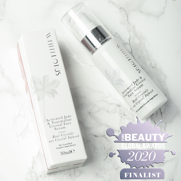Finalist in the Pure Beauty Global Awards!