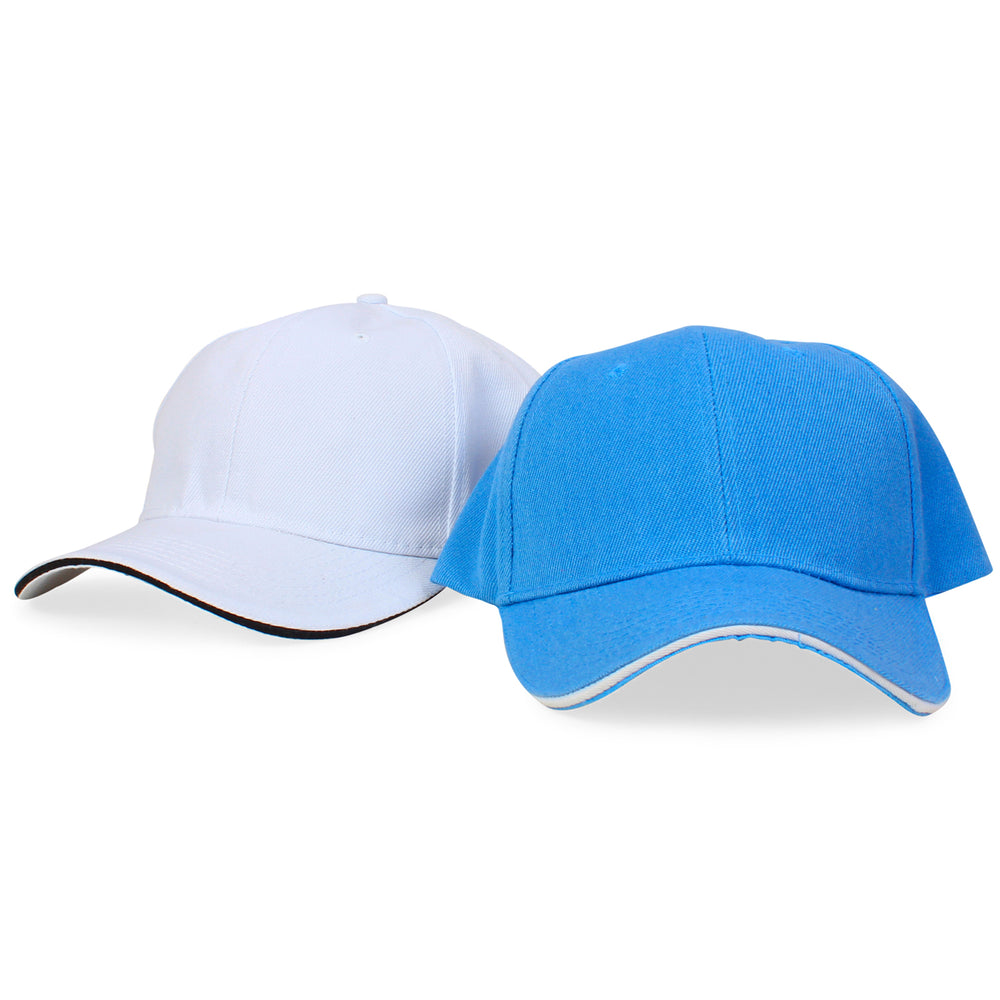 Pure Silk Lined Sports Cap - Combats Hair Loss & Frizzy Hair -