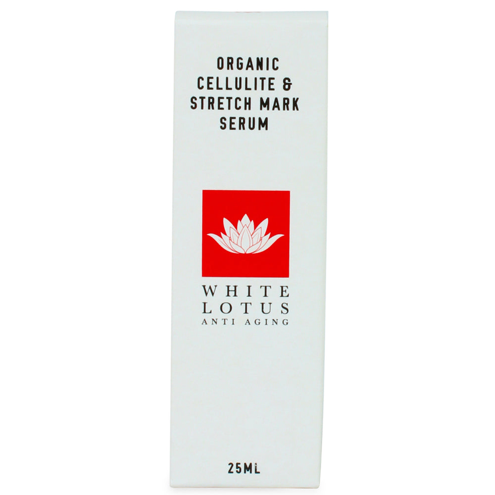 Organic Cellulite & Stretch Mark Serum 25ml