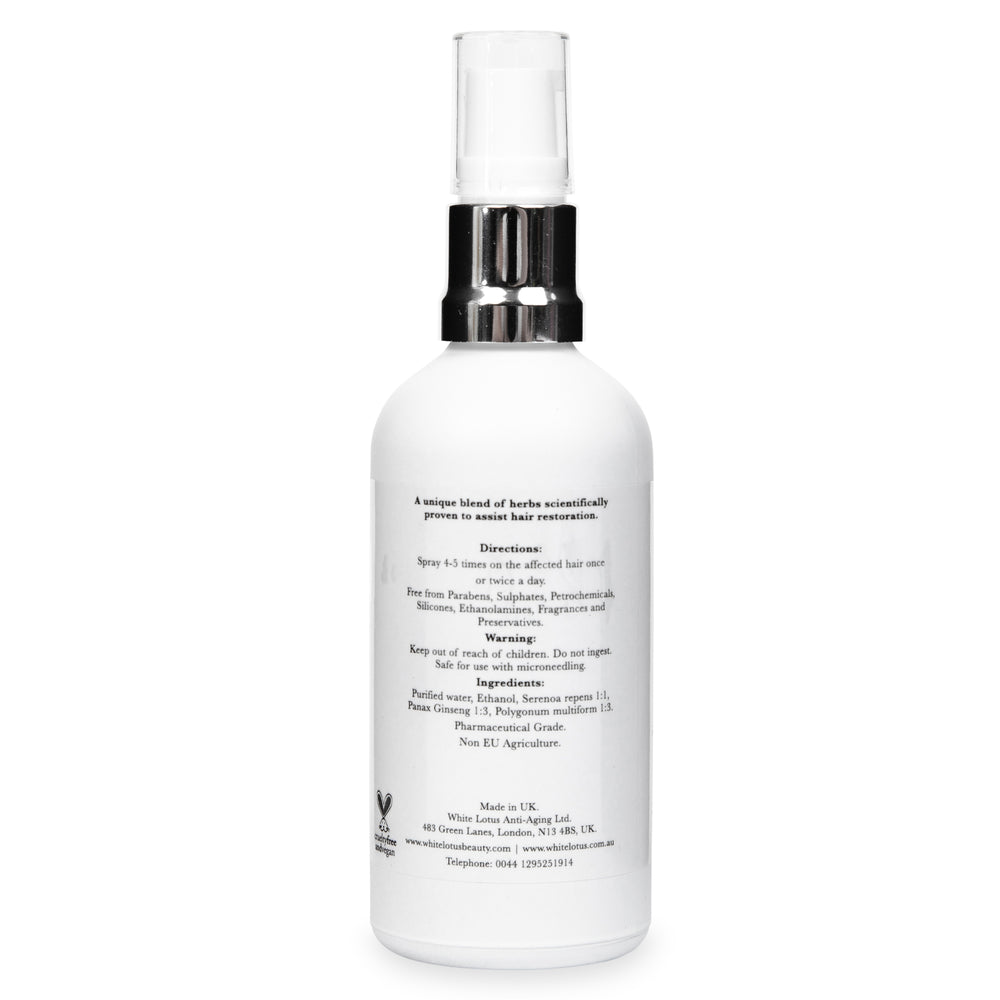 Saw Palmetto and He Shou Wu Hair Loss Spray 100mL