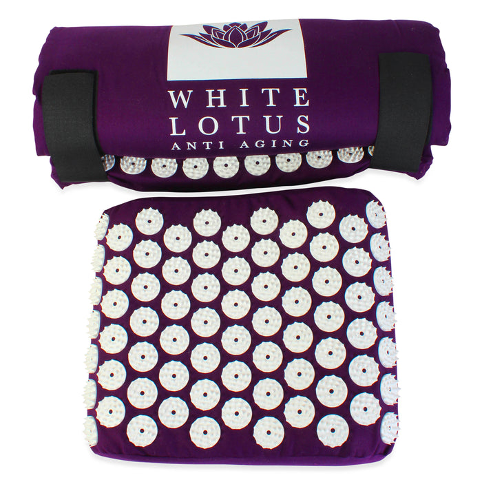 Euromat - Acupressure Mat and Pillow Set