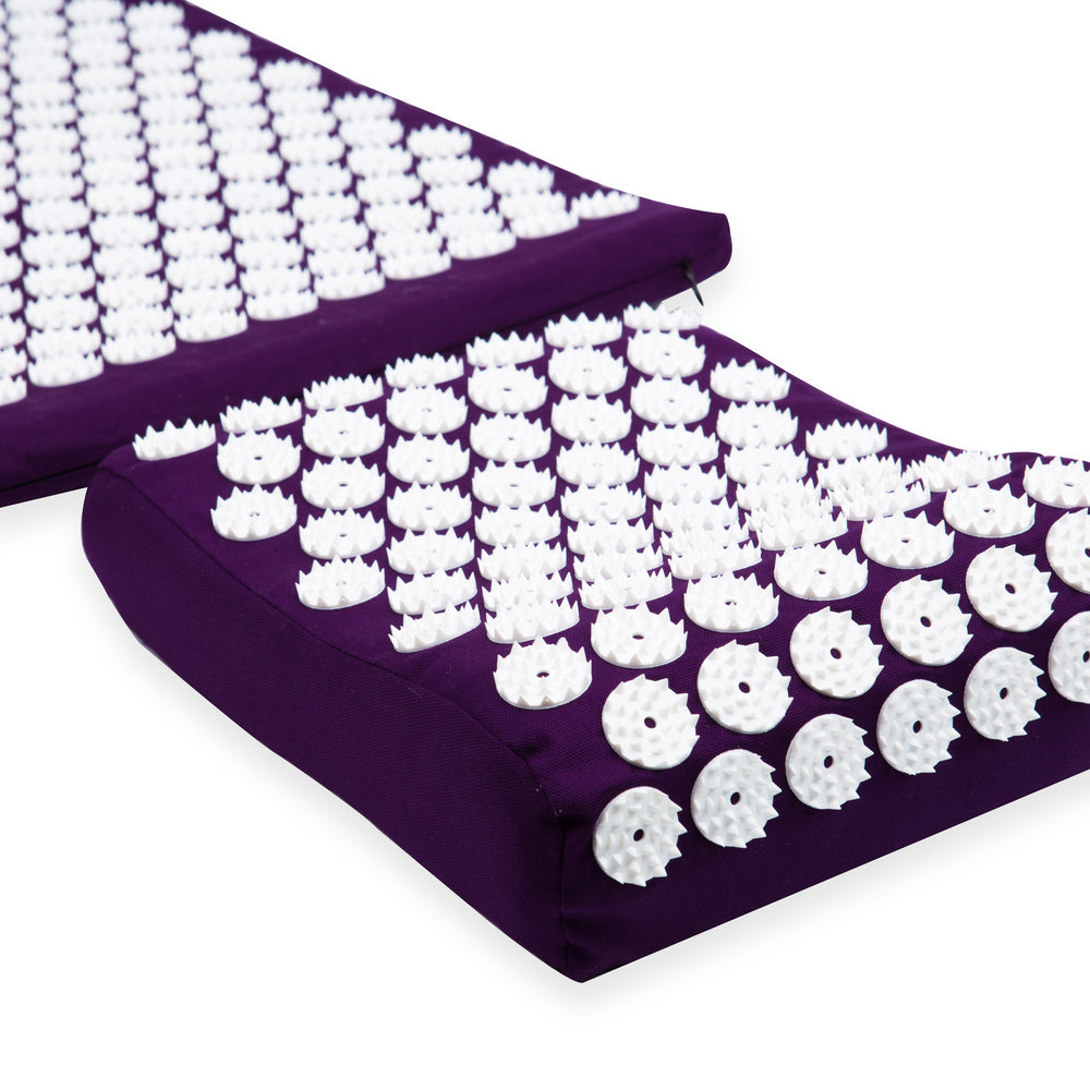 Memory Foam Acupressure Mat & Pillow- Winner Best in Europe 2018