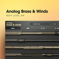Output Analog Brass and Winds [download]