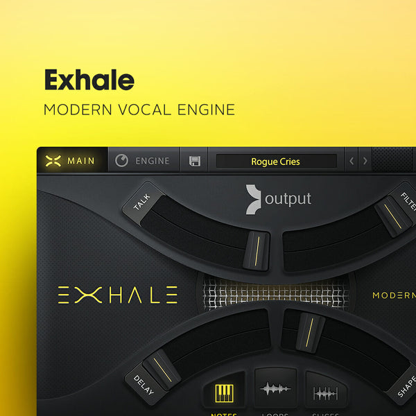 Output EXHALE Modern Vocal Engine [download]