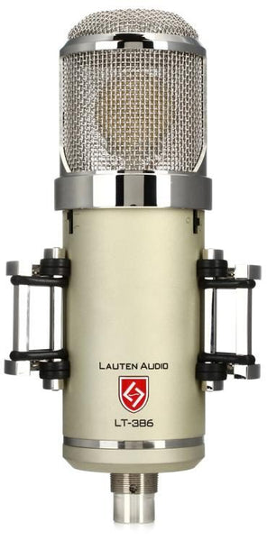 Lauten Audio EDEN LT-386 Multi-Voicing® Large-diaphragm Vacuum Tube Vocal Microphone