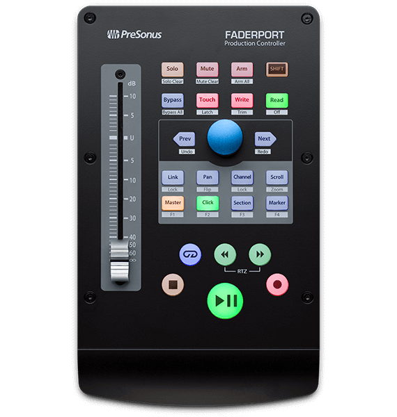 FaderPort™ by PreSonus® - USB Production Controller