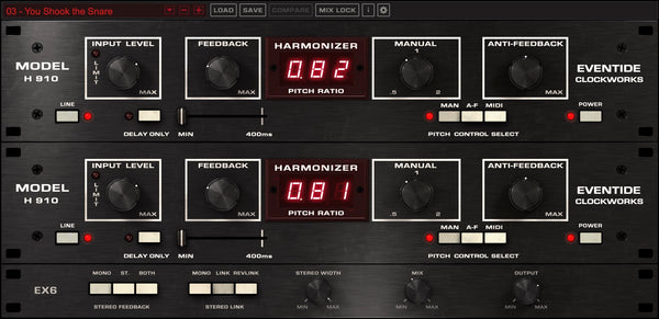 Eventide H910 Harmonizer® Bundle [download]