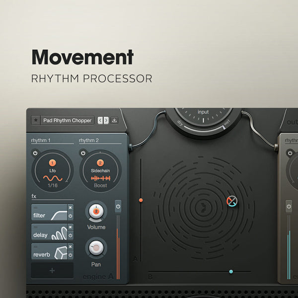 Output MOVEMENT Rhythm Processor [download]