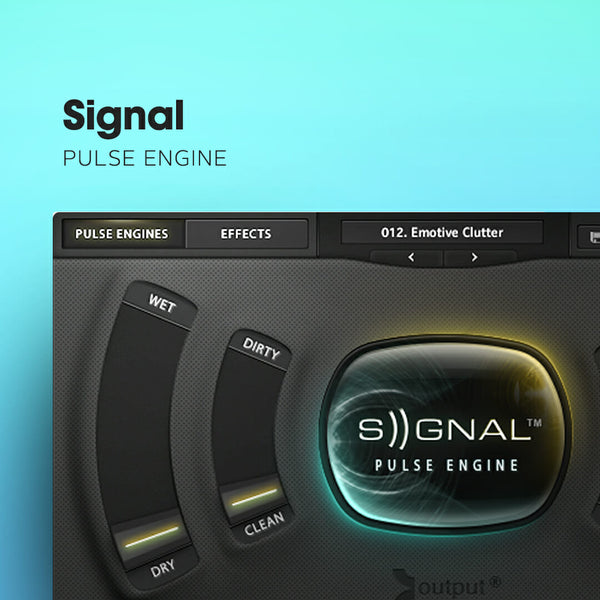 Output SIGNAL Pulse Engine [download]