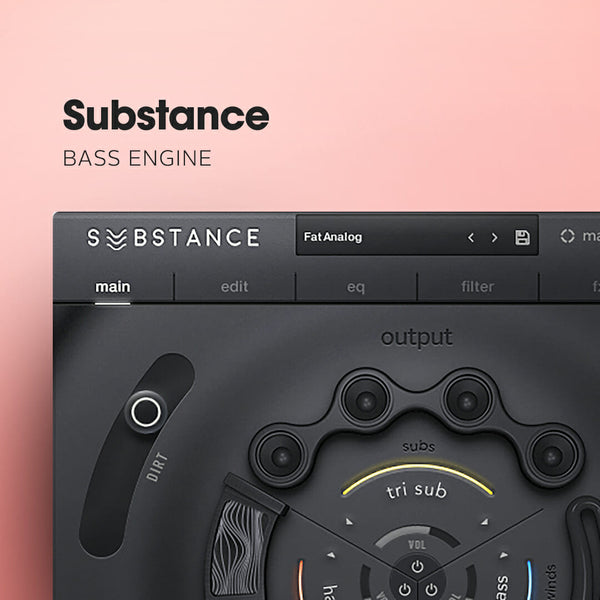 Output SUBSTANCE Bass Engine [download]