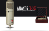 Lauten Audio ATLANTIS FC-387 Multi-Voicing® FET Studio Vocal Microphone