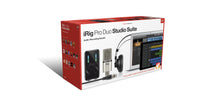 iRig Pro Duo Studio Suite by IK Multimedia