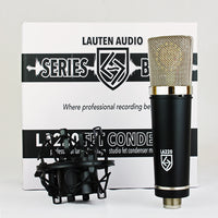 Lauten Audio Series Black LA-220 Condenser Microphone