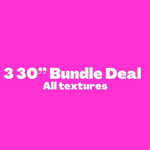 "3 30"" Bundle Deal"