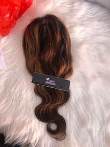 1b/4/27 Lace frontal Wig