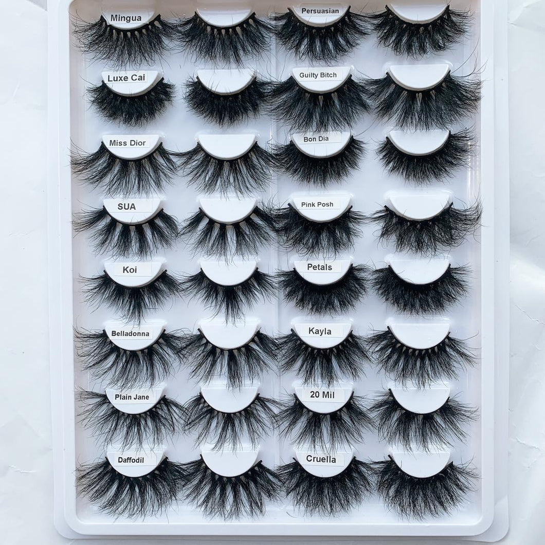 Bundle Deals w/ 16pc lash set