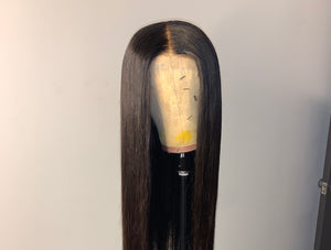 Customized Machine Made Wig (5x5 Closures) Read Description
