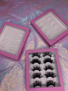 Lash Organizer (no lashes included)