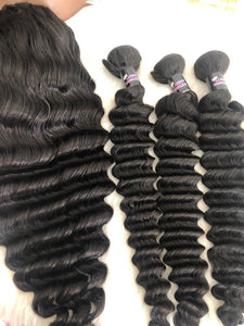 Persuasian Loose Wave Full Lace
