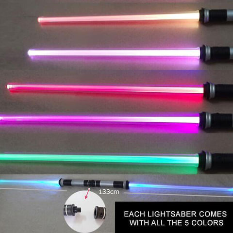 Star Wars Lightsaber - With Sound Effects!