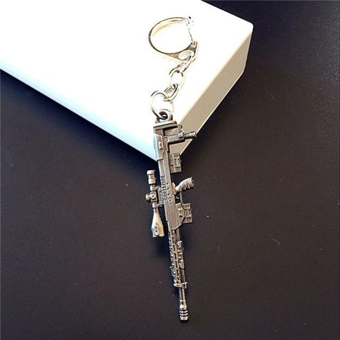 FREE GIFT Mini Gun Keychains - distinctoffers