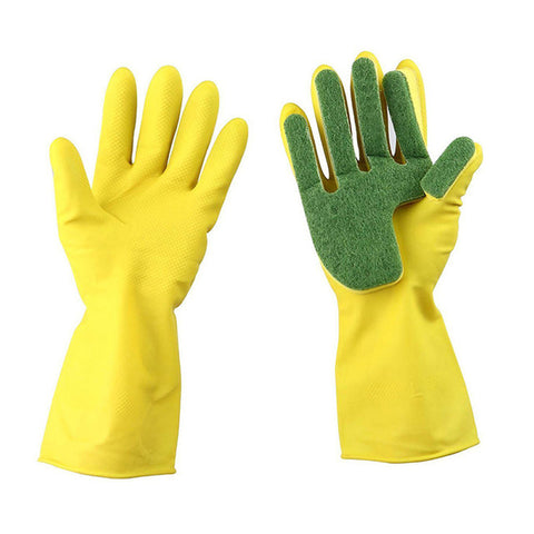 SPONGE CLEANING GLOVES - PROTECT YOUR HANDS
