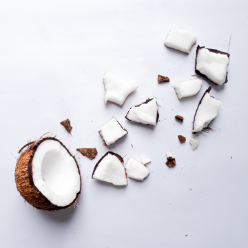 Coconut oil for skincare
