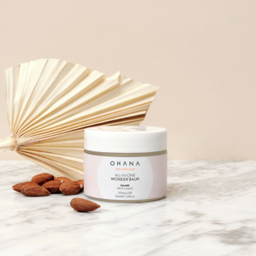 Ohana's CBD self care skincare range: All-in-One Wonder Balm