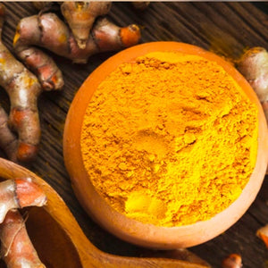 Turmeric face mask recipe
