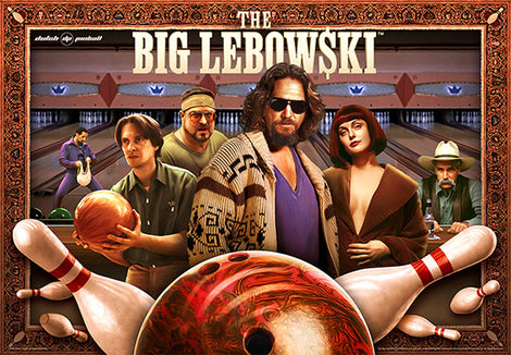 The Big Lebowski custom Mod collection