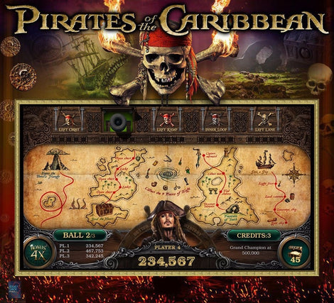 JJP Pirates of the Caribbean custom Mods collection