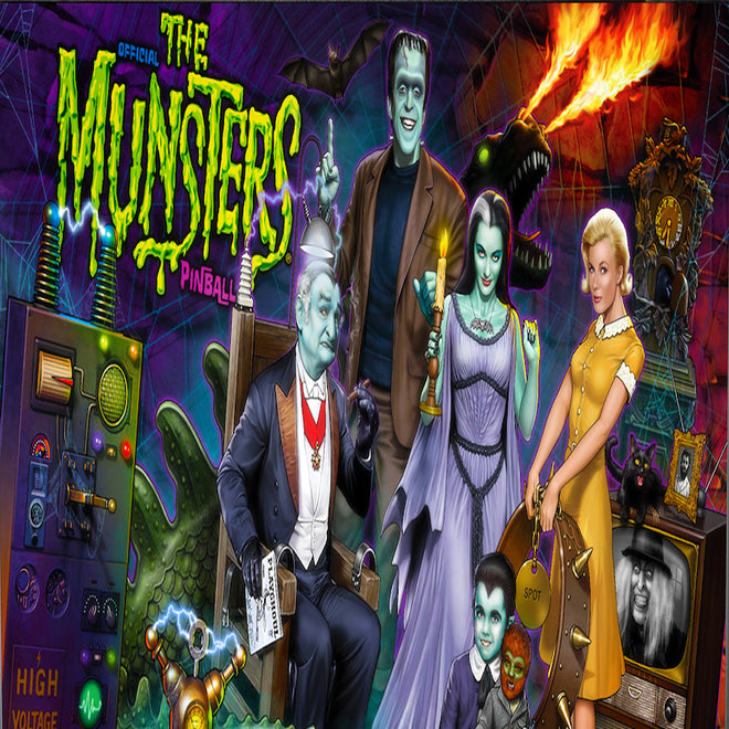 The Munsters Collection!!